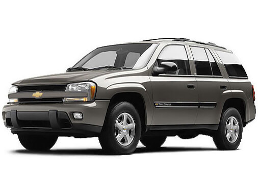 запчасти chevrolet trailblazer